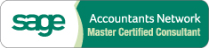 Sage 50 Peachtree master consultant